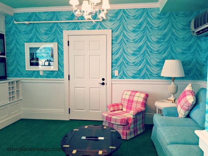 Grand Hotel Mackinac Island - Suite Sitting Room