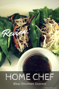 Pin This- Review of Home Chef Delivery Service