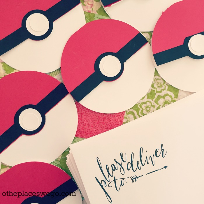 Party on with a Pokemon birthday party