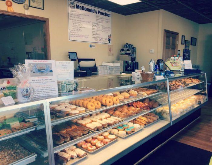 Family Friendly Ludington - Cops n Doughnuts Donuts