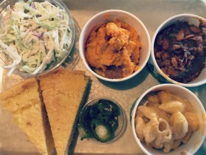 Family Friendly Ludington - Qs Smokehouse BBQ Sides