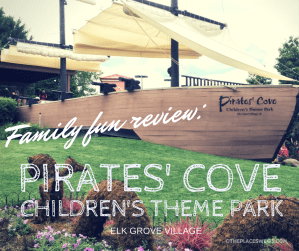 Family fun review- Pirates' Cove Elk Grove Village IL