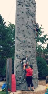 Pirates Cove Theme Park Elk Grove Village - Rock Climbing Wall
