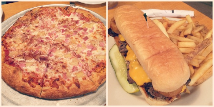 Road to Ludington Michigan - Empire Village Inn Pizza and Sandwich