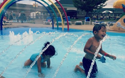 Family Fun Review: Rainbow Falls Waterpark in Elk Grove Village