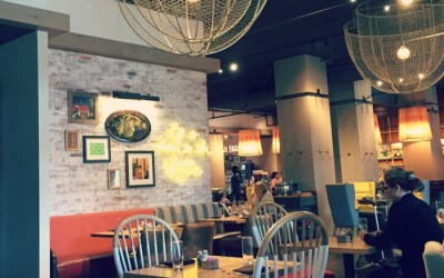 Family Dining Review: Urban Farmer at The Logan Hotel Philadelphia