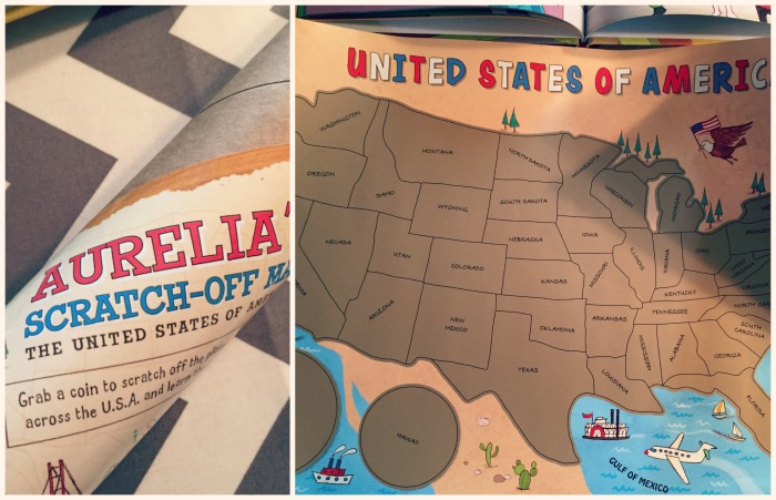 My USA Road Trip Gift Set Why This Personalized Gift Set ROCKS - Perfect us road trip map