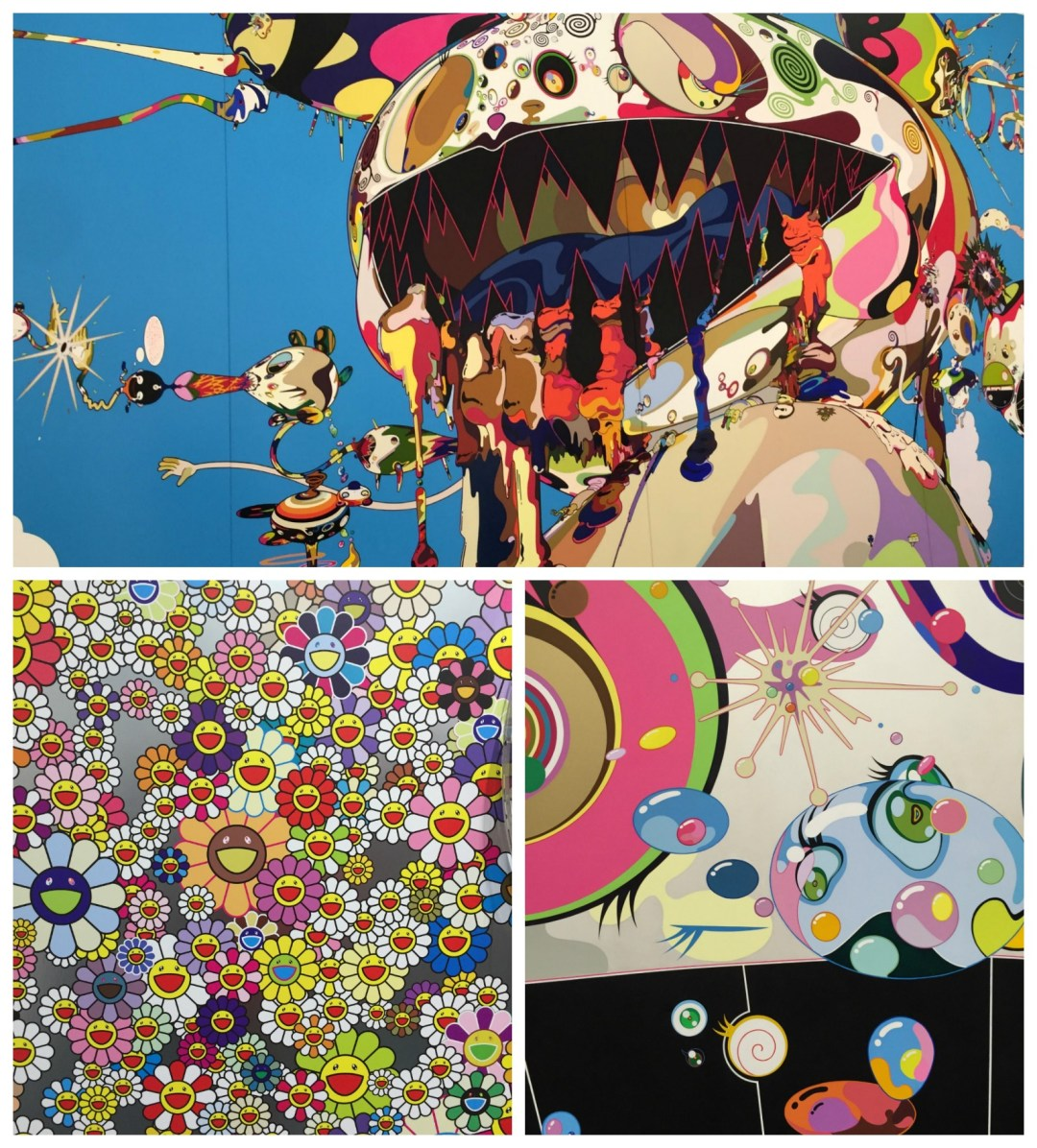 MCA Takashi Murakami - More Work