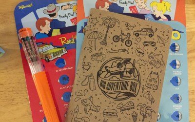 Big Adventure Box: Making Your Adventures Special + GIVEAWAY