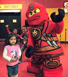 Calling all Ninjago fans! Ninjago Days are coming to Legoland Discovery Center Chicago.
