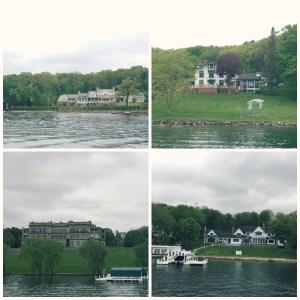 Family fun in lake Geneva Wisconsin