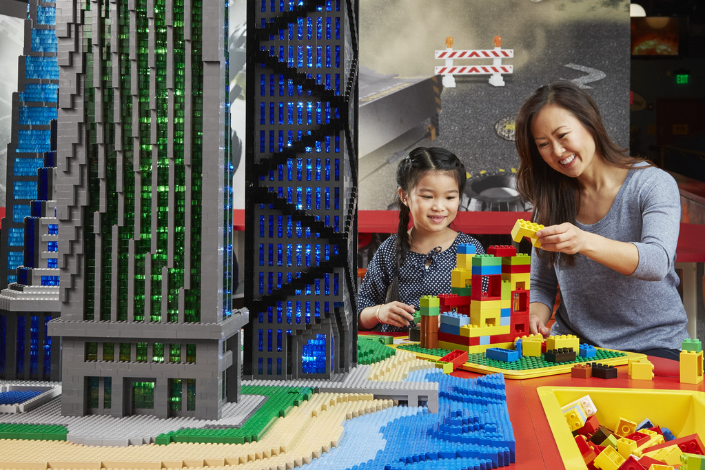 50% off annual pass to Legoland Discovery Center Chicago