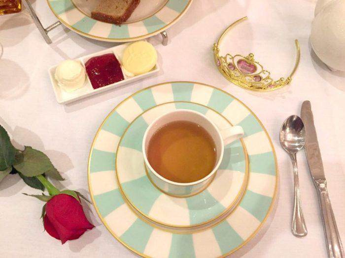 A great holiday tradition - a Princess holiday tea at Drury Lane Oak Brook.