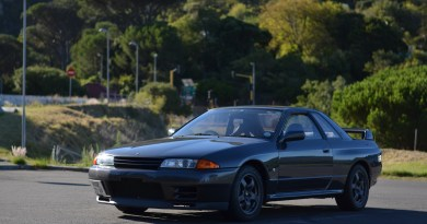 Cool Whips: Cape Town's Godzilla (R32 GT-R)