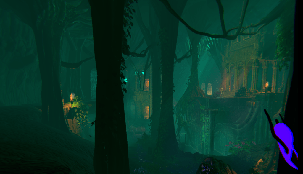 underworld ascendant ingame level screenshot new 2017