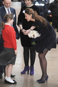 Kate Middleton Attends Resilience & Emotional Strength In Schools Forum