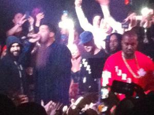 Drake and kanye