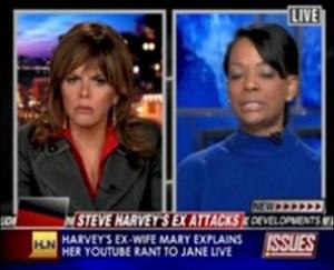 Steve+Harvey+Ex+Wife+Mary+on+CNN+HLN+Jane+Velez+Mitchell2