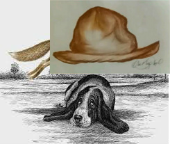 THE QUICK BROWN HAT JUMPED OVER THE LAZY DOG