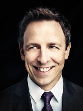 "SETH MEYERS ""The New Kid in Late Night"" 