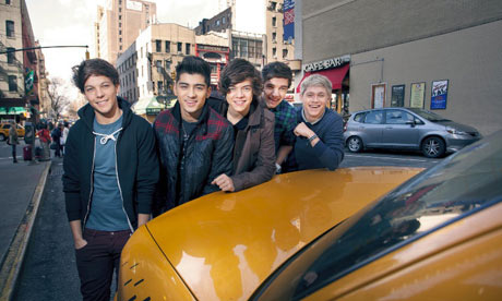 One Direction in New York City