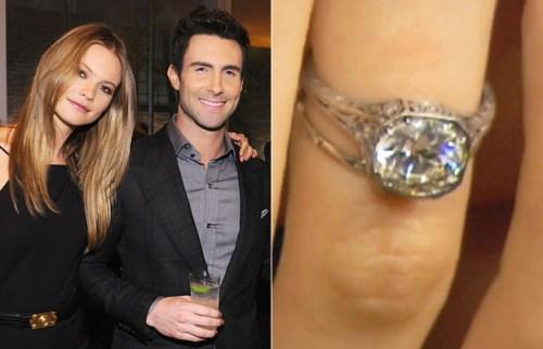 OtherSideoftheFame_Adam-Levine_Behati-Prinsloo-Engagement-Ring_