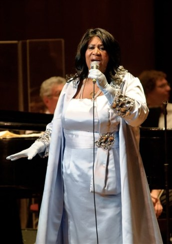 Aretha Frankiln Photo Credit Splash News OTHER SIDE OF THE FAME