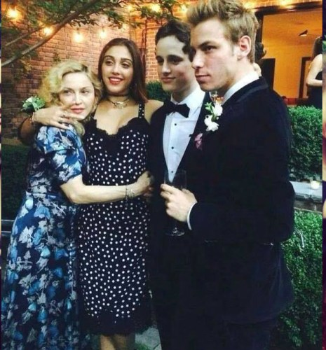 madonna-s-daughter-lourdes-at-her-graduation-prom-in-dolce-and-gabbana-polkadot-dress