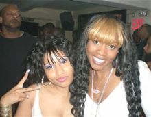 Nicki and Remy OTHER SIDE OF THE FAME