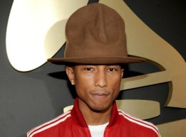 Pharrell. And The Hat.