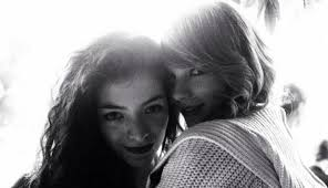 Taylor and Lorde OTHER SIDE OF THE FAME 1