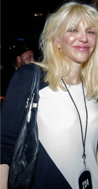 Courtney Love Other The Run OTHER SIDE OF THE FAME