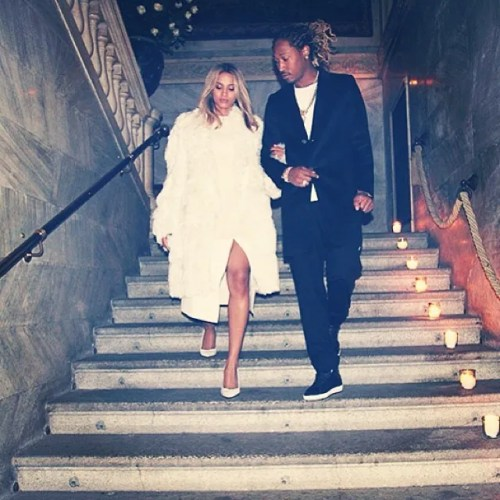 FUTURE AND CIARA OTHER SIDE OF THE FAME
