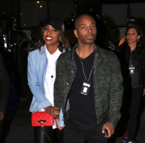 KELLY ROWLAND AND CHILDS FATHER Photo Credit _ SplashNews OTHER SIDE OF THE FAME