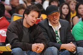 Mark and DOnny Whalberg