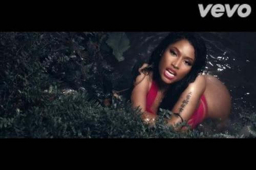 NICKI MINAJ ANACONDA VID_OTHER SIDE OF THE FAME