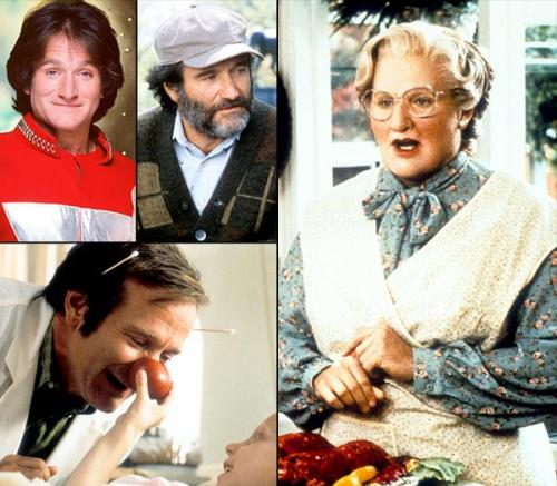 ROBIN WILLIAMS BODY OF WORK_OTHER SIDE OF FAME