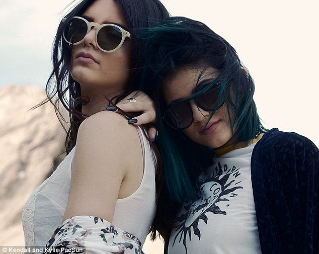 kendal and kylie