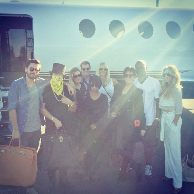 Kris & Corey, Khloes Malaika, Scott and others