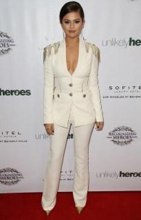 Selena Gomez 3rd Annual Unlikely Heroes Awards & Gala