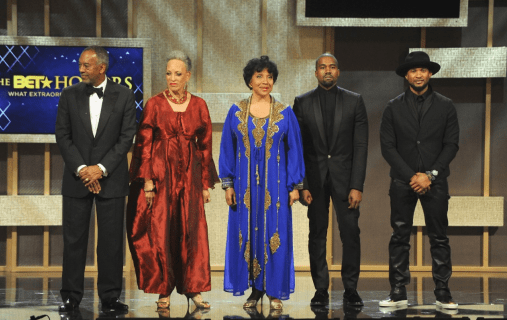 012415-shows-bet-honors-kanye-johnetta-phylicia-john-usher-e1422214382883
