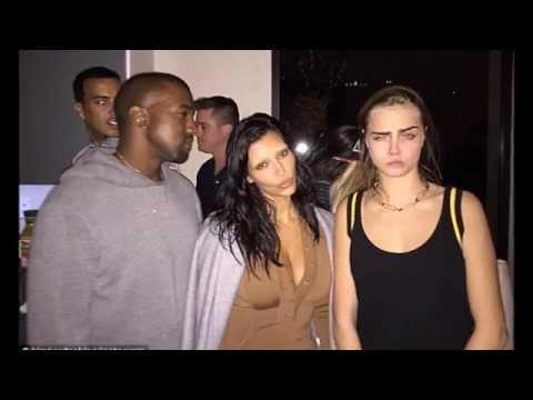 kim-kardashian_bleached brows