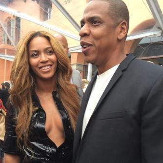 Jay Z Bey Willow grammy luncheon5