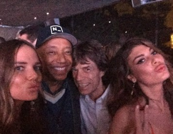 russell simmons rihanna-birthday-party