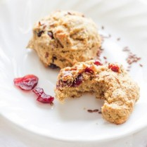 flax-cranberry-cookies