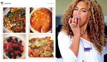 Beyonce-Vegan