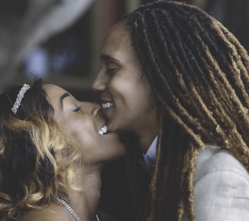 brittney-griner-glory-johnson-wedding