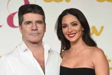 Simon-Cowell-and-Lauren-Silverman-attend-the-ITV-Gala-at-London-Palladium-on-November-19-2015