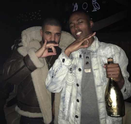 Drake and Mo G