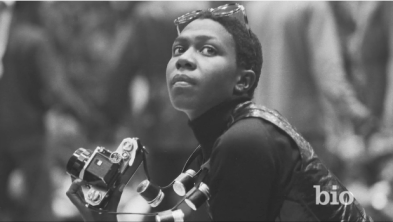 Afeni Shakur in the 60s